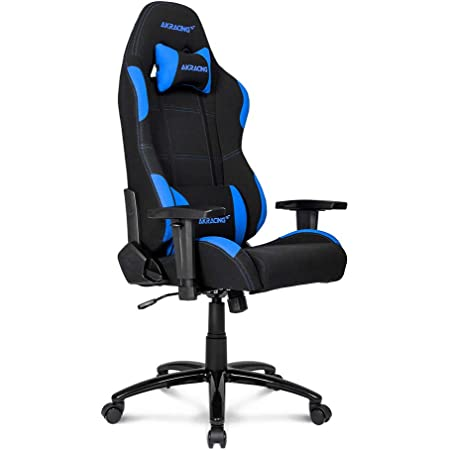 AKRacing Core Series EX Gaming Chair, Black/Blue
