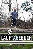 Lauftagebuch: Ziele für 56 Wochen bzw. 14 Monate und Gewichtsverlauf zur Motivation dokumentieren  ...