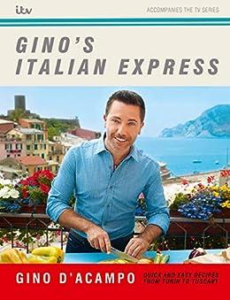 Gino's Italian Express by [Gino D'Acampo]