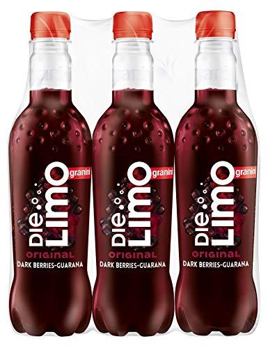 Die Limo Original Dark Berries-Guarana, 6er Pack, EINWEG (6 x 1 l)