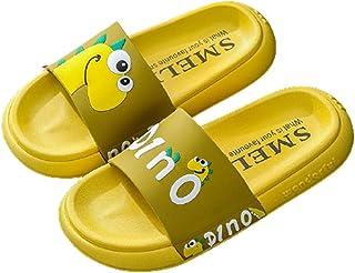 Zapatillas de viaje de dinosaurio de dibujos animados para niños y niñas,zapatos de secado rápido con punta abierta para p...