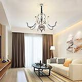 no-branded Sygjal Creativo Estilo Minimalista Moderno Habitación Sala de la lámpara LED de la lámpara del Restaurante (L60 * W60 * H100CM)