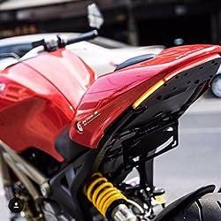 Adjustable Motorcycle License Plate Bracket Fender Eliminator For Suzuki GSXR 600 750 1000 For Honda CBR 250R 300R 400R 500R 600RR 1000RR