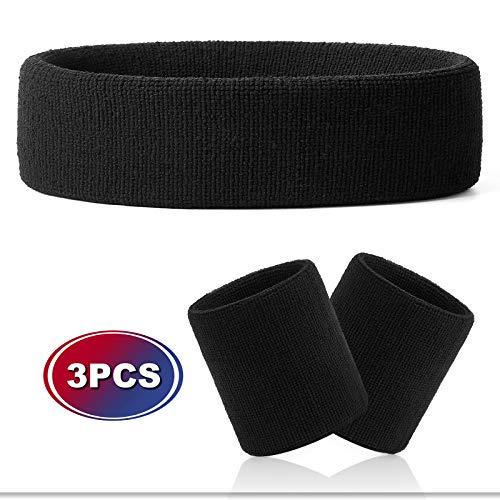 VENI MASEE Sportline Schweißband, Frottee -Armband, Wristbands, Sweatbands