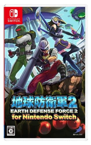 地球防衛軍2 for Nintendo Switch -Switch