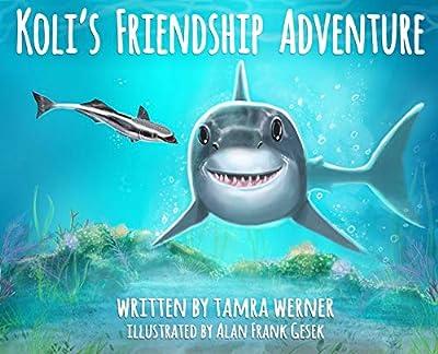 KOLI'S FRIENDSHIP ADVENTURE: Koli The Great White Shark (2)