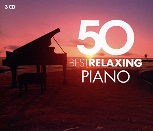 Various Artists - 50 Best Relaxing Piano