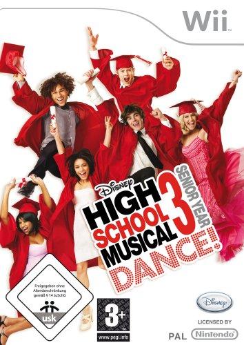 High School Musical 3 - Senior Year Dance! [import allemand]