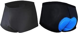 Domybest Mens 3D Gel Padded Bicycle Bike Cycling Underwear/Shorts/Pants XXL