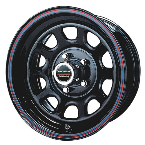 American Racing Series AR767 Gloss Black Wheel (15x7