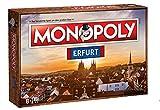 Winning Moves Monopoly Erfurt Stadt City Edition Gesellschaftsspiel Brettspiel Spiel Thüringen