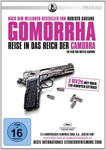 Gomorrha - Reise in das Reich der Camorra [2 DVDs]