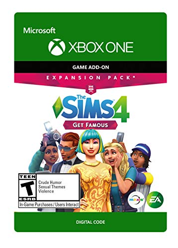 The Sims 4 Get Famous - Xbox One [Digital Code]