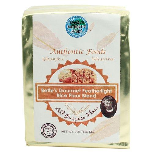 Authentic Foods Bette's Featherlight Rice Flour Blend - 3lb