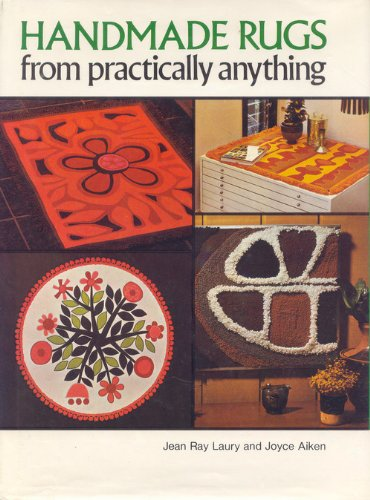 Handmade Rugs from Practically Anything