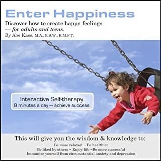 Enter Happiness audiobook cover art