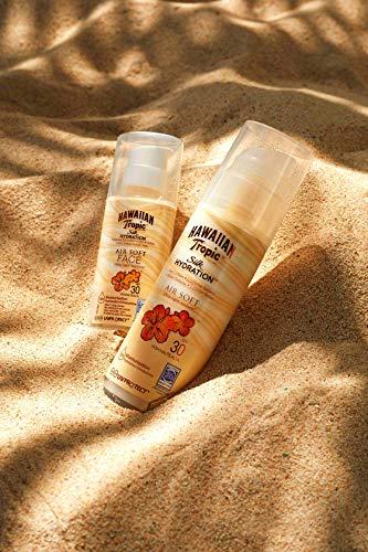 Hawaiian Tropic Silk Hydration Air Soft Face Protective Sun Lotion