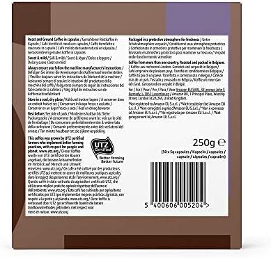 Solimo - Capsules Lungo Compatibles Nespresso - 100 Capsules (2 Paquets x 50)