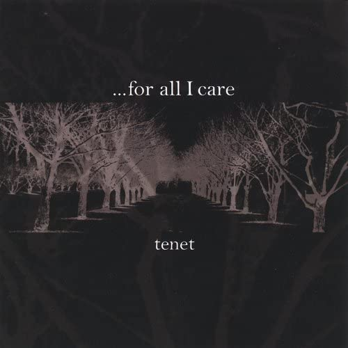 ...For All I Care