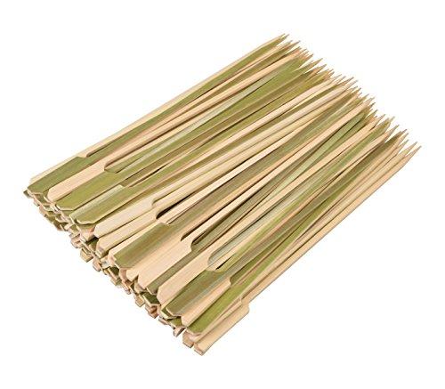 natürlicher Bambus Grillspieße
