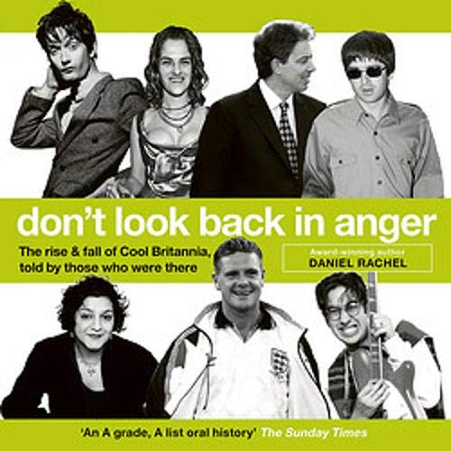 Don't Look Back in Anger cover art