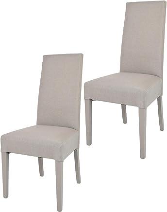 chaises de cuisine beige