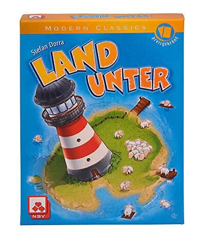 NSV - 4013 - Land UNTER - Kartenspiel
