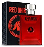 STAR TREK PERFUME for Men Red Shirt EDT Spray, 3.4 Fluid Ounce
