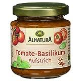 Alnatura Bio Tomate-Basilikum Brotaufstrich, 110 g -