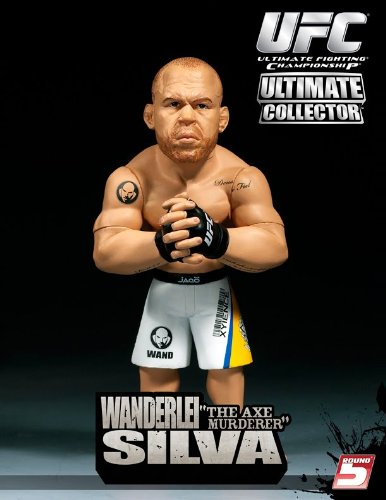 UFC-ULTIMATE COLLECTOR Wanderlei Silva ALPHA 182