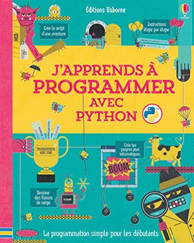 J'apprends à programmer avec Python