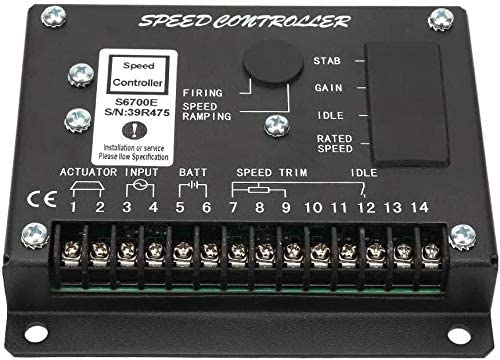 KASILU Dlb0226 S6700E Controller NEW before selling Control Speed Panel Max 86% OFF