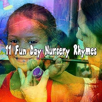 11 Fun Day Nursery Rhymes