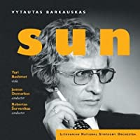 Sun by VYTAUTAS BARKAUSKAS (2008-11-25)