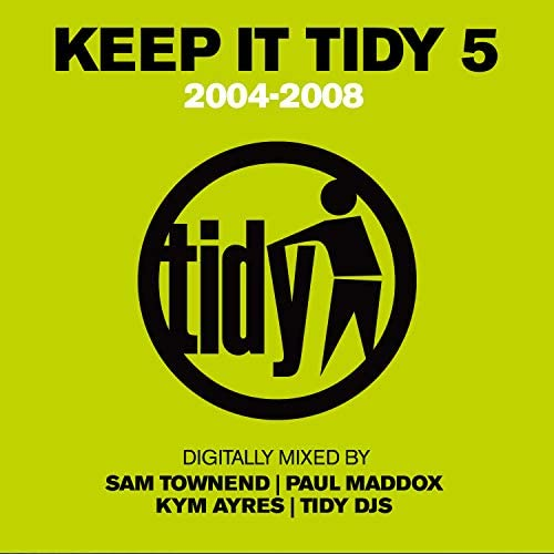 Sam Townend, Paul Maddox, Kym Ayres & Tidy DJ's