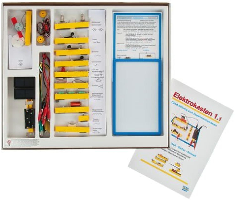 Belladecora Technischer Baukasten Elektrokasten 1.1 - Bausatz