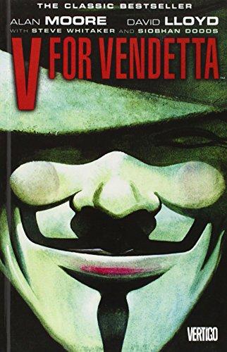 V For Vendetta (Turtleback School & Library Binding Edition)