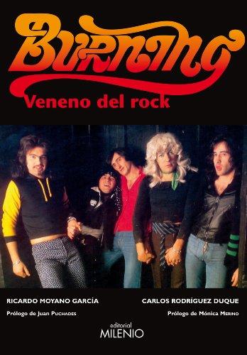 Burning. Veneno del rock (Música)