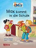 Max-Bilderbücher: Max kommt in die Schule: Mini-Bilderbuch