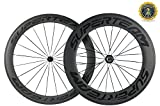 Best Carbon Wheels - Superteam 700c Carbon Bicycle Wheel Front 60mm Rear Review