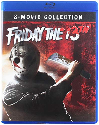 Friday The 13th The Ultimate Collection [Blu-ray] - 8 movies $14.96