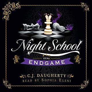 Night School: Endgame      Cimmeria Academy YA Thrillers, Book 5              Autor:                                                                                                                                 C. J. Daugherty                               Sprecher:                                                                                                                                 Sophia Eleni                      Spieldauer: 9 Std. und 38 Min.     Noch nicht bewertet     Gesamt 0,0