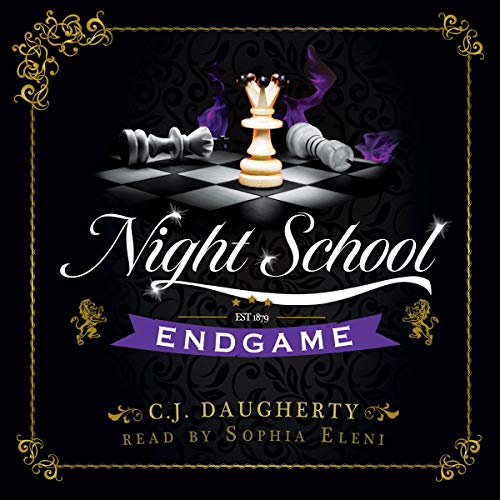 Night School: Endgame  cover art