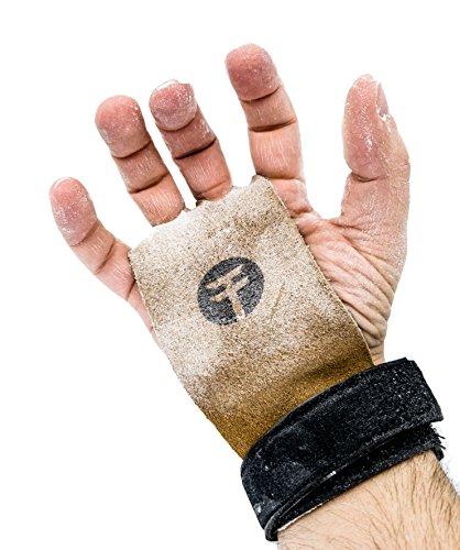 Crossfit Handschuhe - Für Calisthenics, Turnen, Gymnastik, Fitness, Reckriemchen