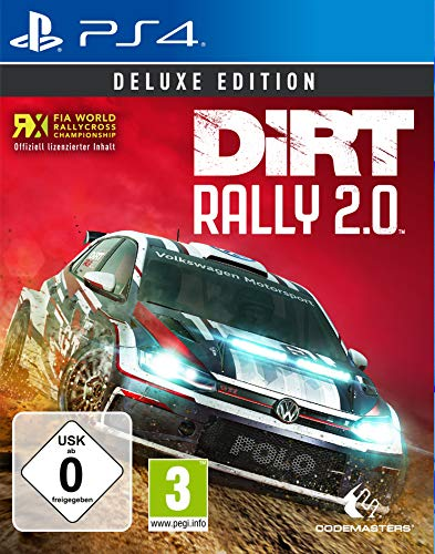 DiRT Rally 2.0 Deluxe Edition [Playstation 4]