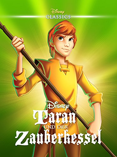 Taran und der Zauberkessel.
