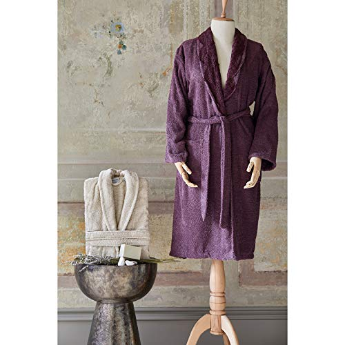 Karaca Bathrobe Set, Multicolor, 42x12x12