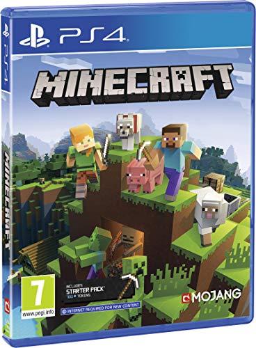 Minecraft Bedrock (Sony PS4) UK Import