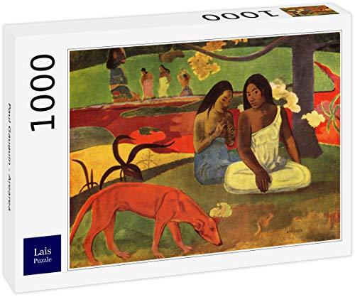 Lais Puzzle Paul Gauguin - Area 1000 Pezzi