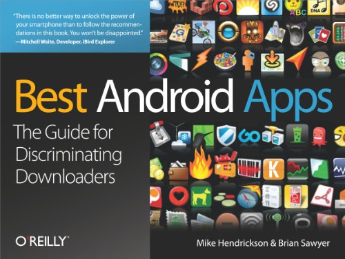 Best Android Apps (English Edition)